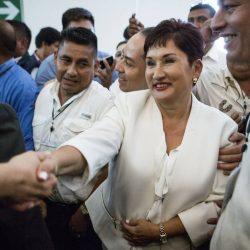 EL PAÍS- Guatemala conspira contra una candidata