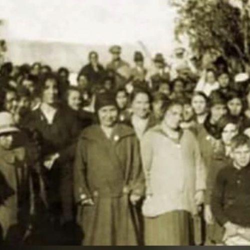 El 3 de julio de 1927, Uruguay se convirtió el primer país latinoamericano en donde las mujeres pudieron votar.
