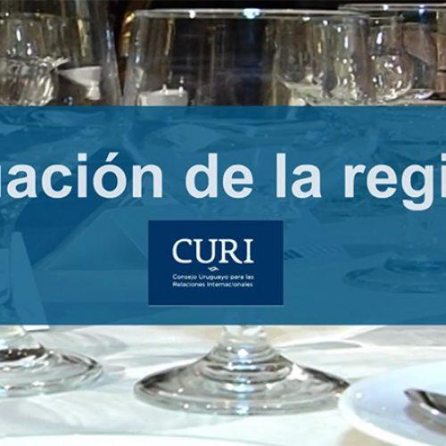 """Conferencia: """"Situación de la región"""""""