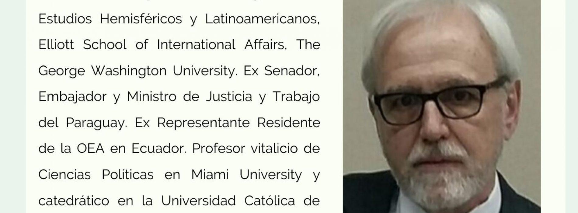 CURI ONLINE con Dr. Diego Abente Brun
