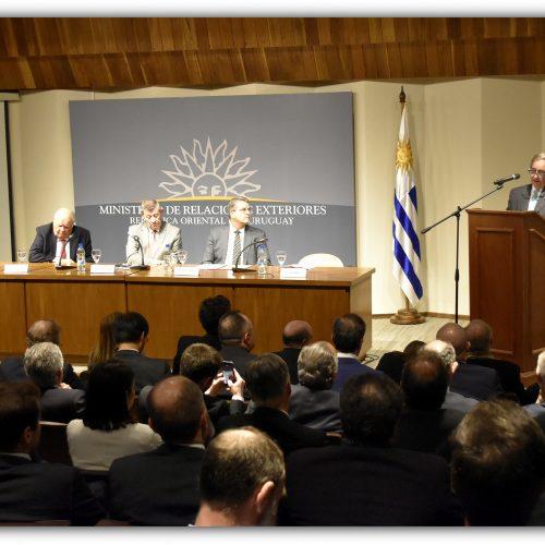 Acto Conmemorativo del 25º Aniversario del cierre de las negociaciones de la Ronda Uruguay del GATT