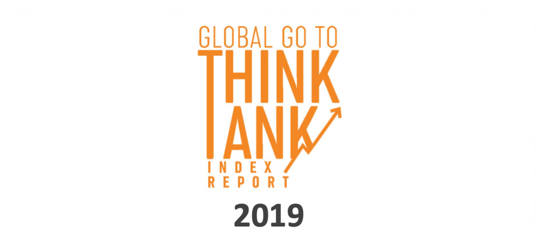 La Universidad de Pensilvania reconoce al CURI en el puesto número 13 de Think Tanks de América Central y Sudamérica y lo incluye en el ranking de los mejores Thinks Tanks de Política Exterior a nivel global.