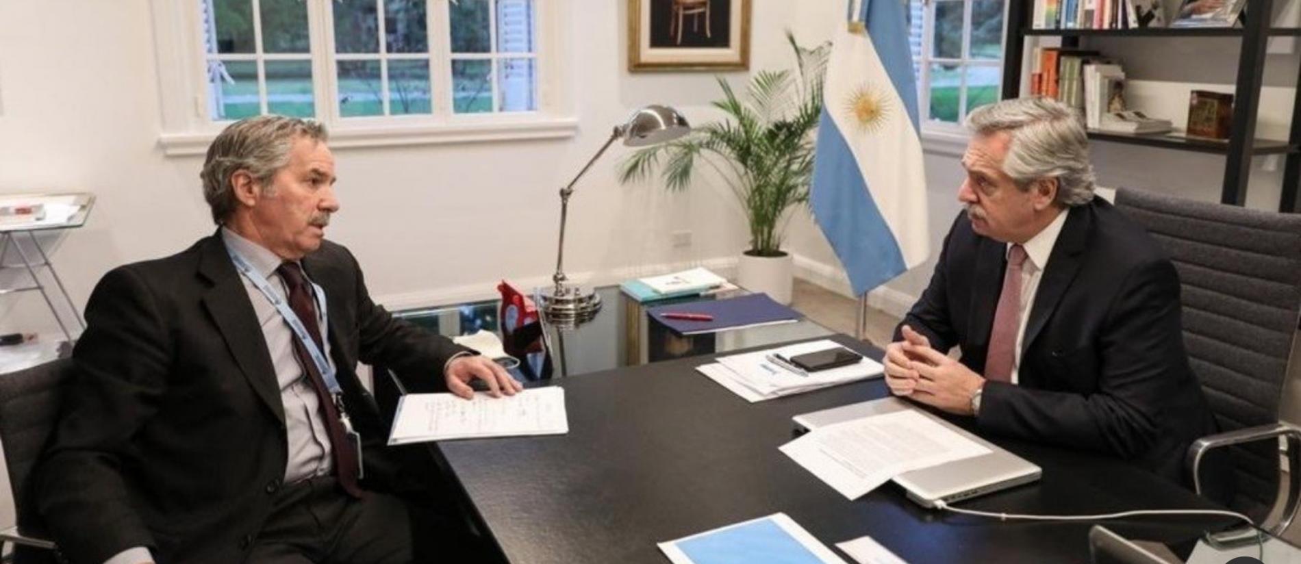 CLARÍN – Solá defendió al Mercosur pero afirma que las negociaciones con otros países deben avanzar con prudencia