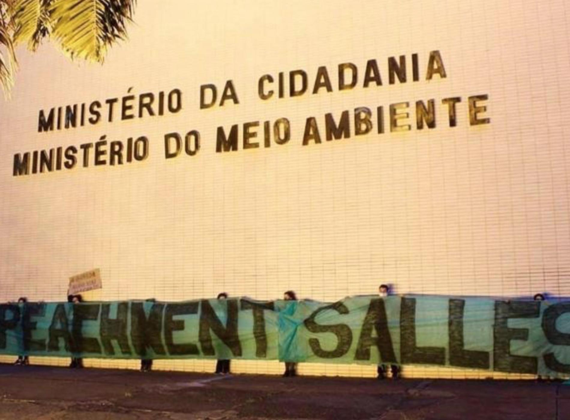 Salles aprofunda desgaste do Brasil e coloca em xeque acordo Mercosul-UE