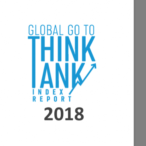 Puesto 18 en el Global Think Tanks Index