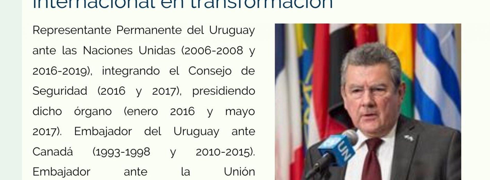 Ciclo El MERCOSUR con el Embajador Elbio Rosselli