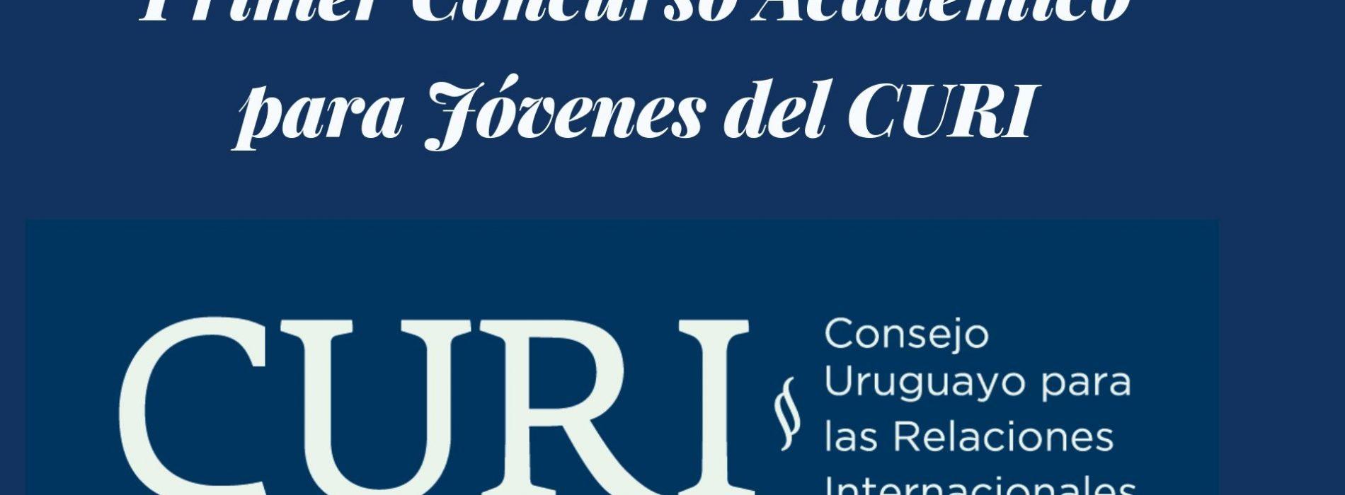 Primer Concurso Académico para Jóvenes del CURI