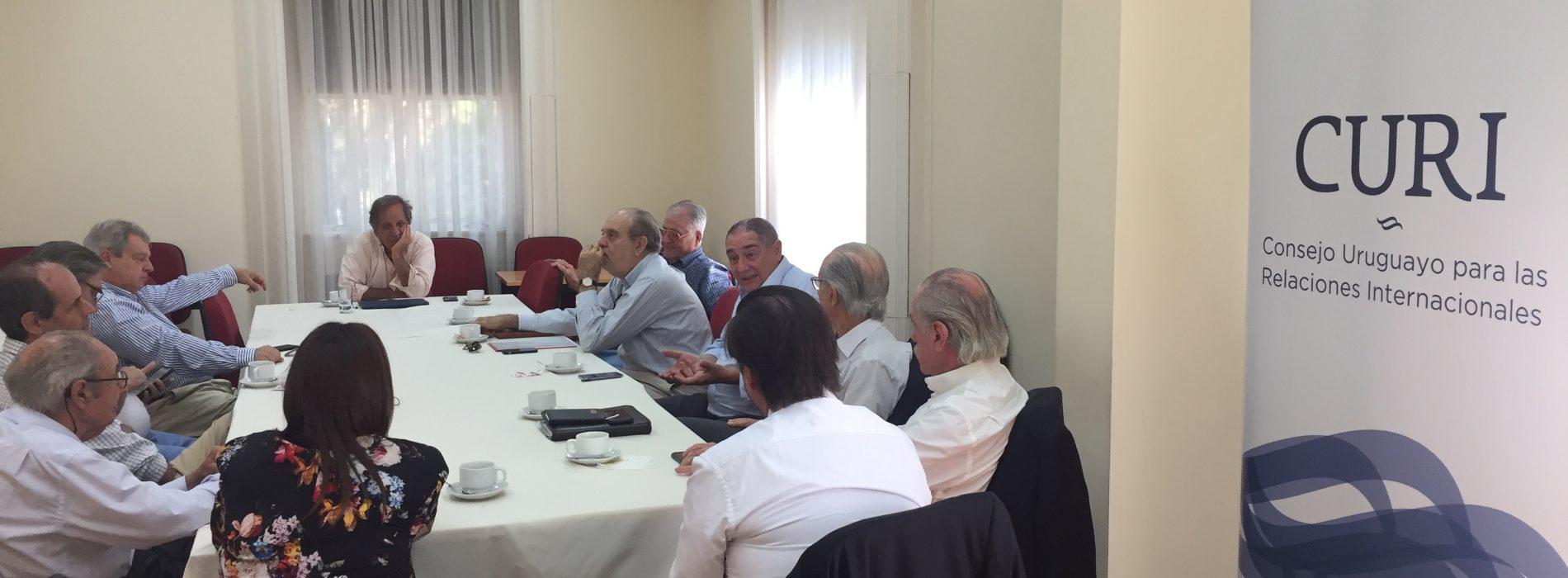 Reunión extraordinaria para abordar la situación de la República Bolivariana de Venezuela