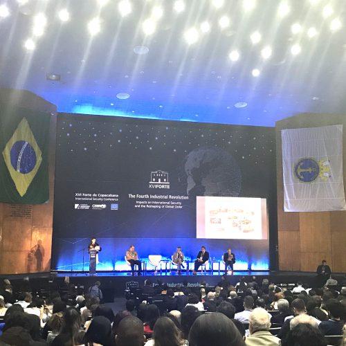 XVI Conferencia Internacional de Seguridad Forte de Copacabana