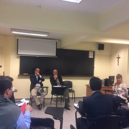Nueva Reunión del Comité de Derecho Internacional Público