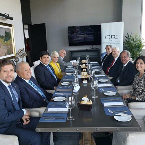 Reunión con el Presidente de Costa Rica, Carlos Alvarado Quesada, y el Canciller Manuel Ventura Robles